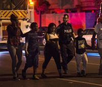Army of medics, first responders descends after Toronto mass shooting