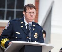 Q&A: Fire Chief of the Year discusses leadership challenges, organizational building