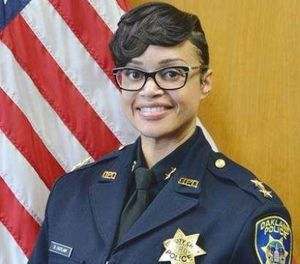 Danielle Outlaw, a 19-year veteran of the Oakland Police Department who started as a police explorer when she was in high school, will serve as Portland's nextchief. (Photo/Portland Mayor)