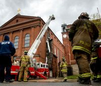 DC fire, EMS respond to damage from severe storm