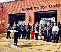 DC officials: New ambulance system improving response times