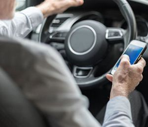 The habits and assumptions that set the stage for distracted driving are baked into our culture as a profession, but they do not have to be our destiny. (Photo/City of St. Charles, Illinois)