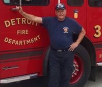 Reward money raised to find Detroit firefighter's killer