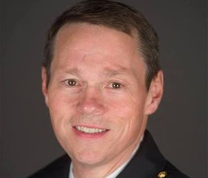 Chief Dan Eggleston began his fire service career in 1978 and is currently the career fire rescue chief with the Albemarle (Va.) County Department of Fire Rescue. (Courtesy photo)