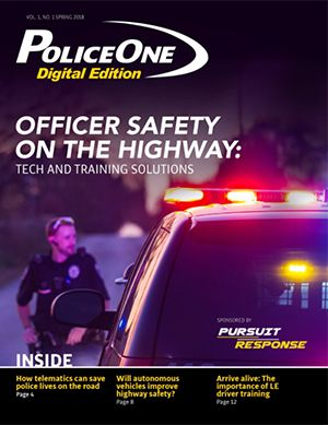 Digital Edition: Officer Safety on the Road