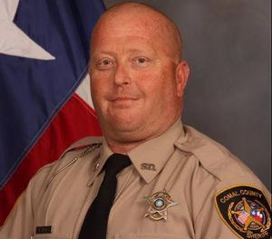 Comal County Deputy Sheriff Ray Horn, 44 (Photo/ Comal County Sheriff's Office)