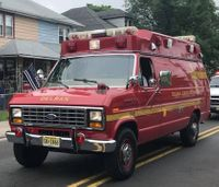 NJ officials shut down emergency squad