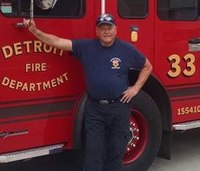 Detroit firefighter's death ruled homicide