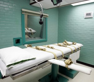 Three states resumed executions of death row inmates in 2018 after long breaks, but nationwide, executions remained near historic lows this year, according to an annual report on the death penalty released Friday, Dec. 14, 2018.(AP Photo/Pat Sullivan, File)