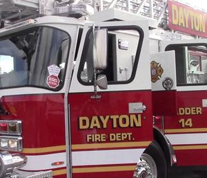 The city of Dayton is expected to pay $150,000 to settle a case involving a bicyclist who was struck by a city fire truck. (Photo/YouTube)