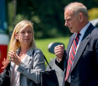 Trump nominates deputy chief of staff to lead DHS