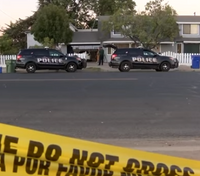 Calif. woman shot after rushing officer with lawn shears