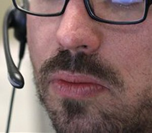 A dispatcher can handle a hundred situations effortlessly, yet there may be one that triggers him or her. (AP Image)
