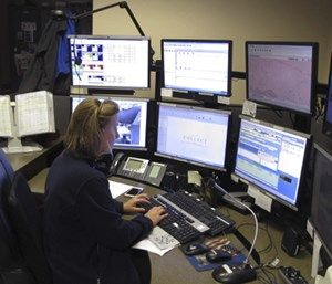 The role of the telecommunicator is critical in responding to and resolving acts of mass violence. (Photo/AP)