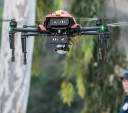 LAFD deploys drones to close information gap in air operations