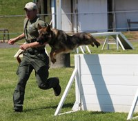 Va. police mourn unexpected death of K-9