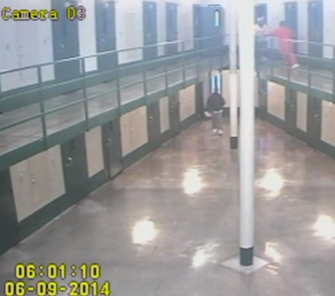 Prison murder video exposes Mo  DOC staffing crisis