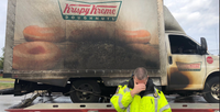 Ky. police 'mourn' loss of doughnut truck in fire