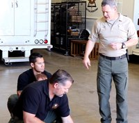 Shift Briefing Series: How to carry a downed officer or injured citizen