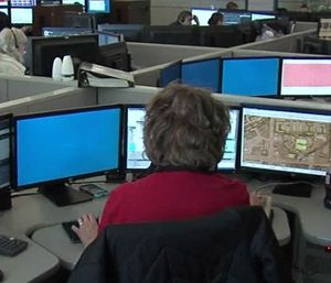 Marion County's dispatchers are some of the lowest paid in the state, and they're leaving because they can make $5,000-$15,000 more in surrounding areas. (Photo/The Indy Channel)