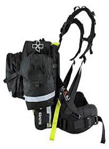 The FS-1 Mojave Wildland Fire Pack from Coaxsher has a modular design. (Image Coaxsher)