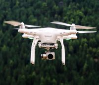 A firefighter's guide to drone flight: 7 elements of a copter drone