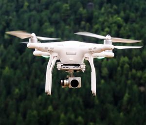 Eventually, drones will be just another device in the firehouse, another tool to protect life and property. (Photo/Pixabay)