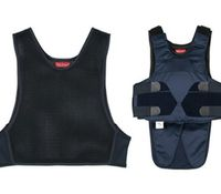 Cop creates cool, breathable vest to wear under armor