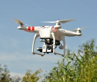 Bill seeks to shield firefighters from drone-damaging lawsuits
