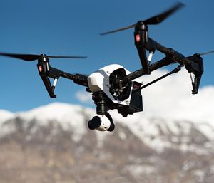 A recent study found that the use of drones in the public safety sector has greatly increased. (Photo/Pixabay)
