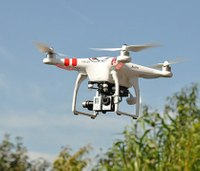 Medical helicopter encounters close call with drone