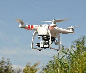 The Federal Aviation Administration and public agencies have urged the public to follow laws and regulations when using drones. (AP Photo)