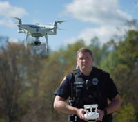 5 applications for UAS in law enforcement