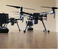 Mountain rescues to get high-tech boost with new fire department drones