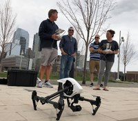 DARTdrones offering Round 2 of public safety drone training grant