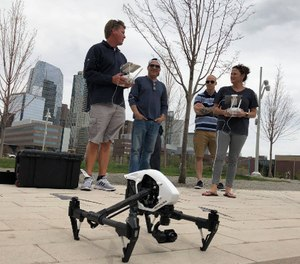The grant will offer full or partial funding toward drone training for police and fire departments. (Photo/DARTdrones)