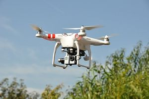 Unmanned areal vehicles will be the future for first responders  (Photo/Flickr)