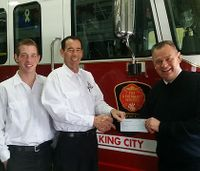 Dryer Vent Wizard awards grants to fire prevention programs