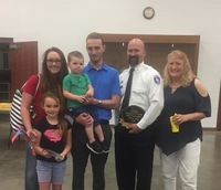 Paramedics honored for rescuing toddler from drowning