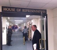Ky. House holds private meeting to discuss police, fire pensions