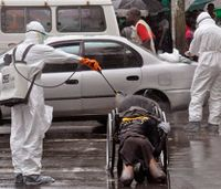 WHO declares end to Ebola epidemic after 11,300 deaths
