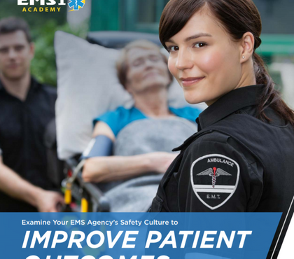 Your guide to improving your EMS agency's safety culture (eBook)