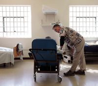 Research analysis: Identifying elderly inmates' healthcare needs