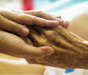 Firefighters and EMS providers can do a lot of good for older people just by treating them with respect. (Photo/Pixabay)