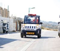 United Hatzalah debuts innovative electric 'Mini-Lance'