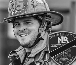 Eli Staton's colleagues are honoring him after his death with a scholarship to help other first responders advance their career. (Photo/Eli Staton Memorial Scholarship)