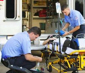 EMS is delivered through a myriad of approaches and with multiple purposes. (Photo/Bureau of Labor Statistics)