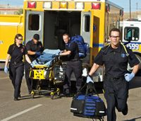 10 best reasons to join, and stay, in EMS
