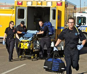 I enjoyed most of my 20 years in the field and rarely regretted my mid-life decision to become a paramedic. (Photo/Idahowise.org)