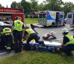 As a new EMT or paramedic, what advice do you wish you were given before going into the field? (Photo/Durham EMS)